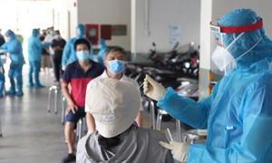 Ngày 14/6 Việt Nam ghi nhận 266 ca COVID-19 trong nước, riêng TPHCM 82 ca