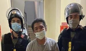 Công an đột kích giải cứu người vợ bị chồng nghi ngáo đá dọa giết