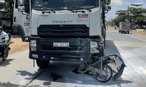 Liên tiếp 2 vụ tai nạn gần nhau làm 2 người chết ở Bình Thuận