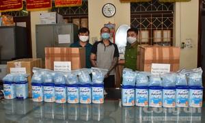 """Thu giữ 127 kg ma túy trong đường dây """"khủng"""" từ châu Âu về Việt Nam"""