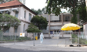 Bệnh viện Nhi Đồng 2 đã sẵn sàng để tiếp nhận bệnh nhi COVID-19