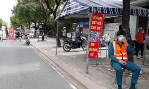 Các khu vực ở huyện Hóc Môn ra sao trong ngày đầu phong tỏa?