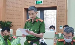Thông tin việc bắt ông Nguyễn Duy Linh và điều tra vụ lộ clip nhạy cảm của diễn viên A.T