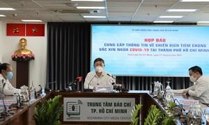 TPHCM đã chủ động tiếp xúc trực tiếp với các nhà sản xuất vắc xin