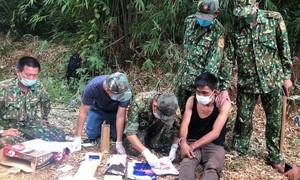 Bắt đối tượng nhập cảnh vào Việt Nam cùng 38.000 viên ma túy