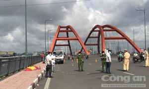 Vụ tài xế Gojek chết trên cầu Bình Lợi: Hoàn cảnh rất khó khăn, tài sản mất sạch