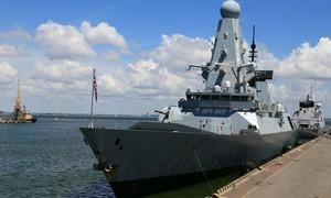 """Nga cảnh báo sẽ đáp trả nếu tàu chiến Anh còn """"khiêu khích"""" ở Biển Đen"""