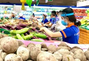 Hàng hóa tại Saigon Co.op rất nhiều và cần sự phối hợp của khách hàng