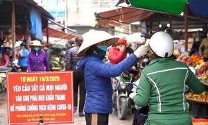 TPHCM: Mở lại chợ truyền thống, chỉ bán thực phẩm, hàng thiết yếu