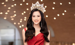 5 thiết kế đầm dạ hội của Hoa hậu Đỗ Thị Hà tại chung kết Miss World 2021