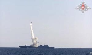 Nga thử thành công tên lửa có tốc độ bay gấp 7 lần tốc độ âm thanh