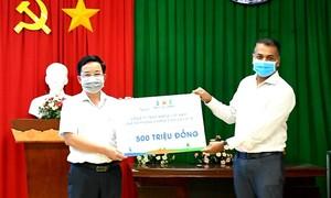 Nestlé Việt Nam đồng hành cùng công tác phòng chống Covid-19