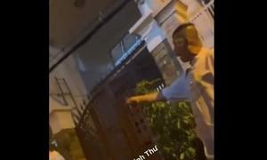 TPHCM: Phạt nghiêm người đàn ông không đeo khẩu trang còn chửi bới