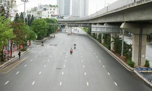 Hà Nội giãn cách toàn thành phố theo Chỉ thị 16 từ 06 giờ ngày 24/7