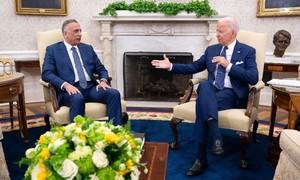 Biden tuyên bố kết thúc nhiệm vụ chiến đấu của lính Mỹ ở Iraq