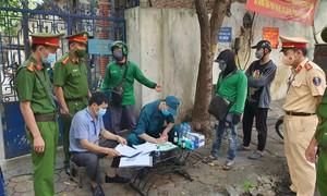 Hà Nội: Phạt gần 550 trường hợp vi phạm phòng chống dịch Covid-19