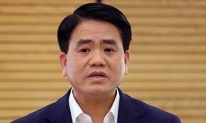 Đề nghị truy tố ông Nguyễn Đức Chung và 2 cựu giám đốc Sở KH-ĐT TP.Hà Nội