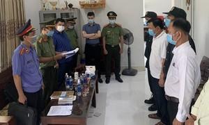 Bắt Giám đốc và Phó giám đốc Cảng hàng không quốc tế Phú Bài