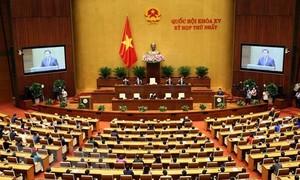 Quốc hội kêu gọi tập trung mọi nguồn lực kiểm soát bằng được dịch COVID-19