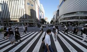 Tokyo báo cáo ca nhiễm Covid-19 kỷ lục giữa lúc Olympic diễn ra