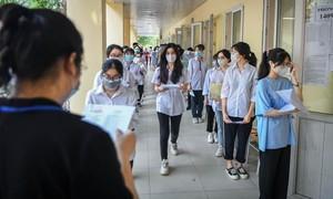 Nhiều địa phương đề xuất xét đặc cách tốt nghiệp THPT cho thí sinh thi đợt 2