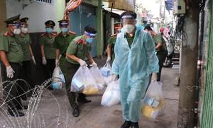 Sáng 1/8 có thêm 4.374 ca, số ca COVID-19 tại Việt Nam đã vượt 150.000