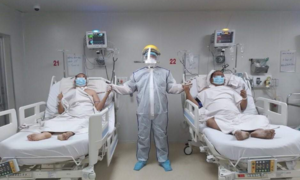 Hơn 46.700 bệnh nhân COVID-19 tại TPHCM đã khỏi bệnh, xuất viện