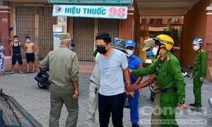 Phó chánh Văn phòng đoàn ĐBQH và HĐND Đà Nẵng xô xát với nhân viên xét nghiệm
