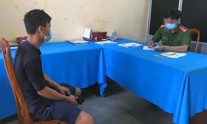 """Lâm Đồng: Tài xế tự """"cấp mới"""" giấy xét nghiệm để qua chốt kiểm dịch"""