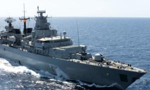 Tàu hải quân Đức hành trình qua Biển Đông lần đầu tiên sau gần 2 thập kỷ