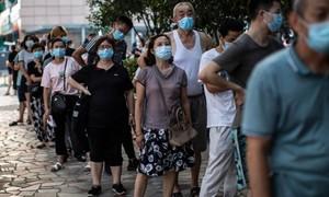 Biến chủng Delta lây lan mạnh ở Vũ Hán