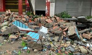 Trung Quốc: Động đất mạnh ở Tứ Xuyên, nhiều người thương vong