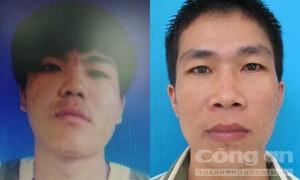 Hai phạm nhân nguy hiểm trốn khỏi trại giam ở Bình Dương đã bị bắt