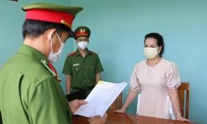 Người phụ nữ 66 tuổi ở Bình Phước bị bắt tạm giam vì trốn thuế