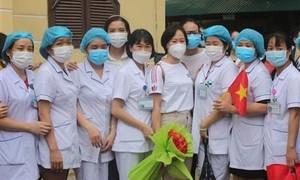 Hà Nam tiếp tục cử đoàn y bác sĩ vào hỗ trợ TPHCM chống dịch