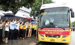 Hà Nam, Lào Cai, Phú Thọ tiếp tục cử y bác sĩ vào hỗ trợ phía Nam