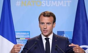 Pháp triệu hồi đại sứ tại Mỹ và Úc sau khi bị huỷ hợp đồng tàu ngầm
