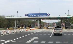 Trạm thu phí Dầu Giây trên cao tốc hoạt động trở lại từ 0h ngày 20/9