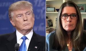 Trump nộp đơn kiện cháu gái và các phóng viên New York Times