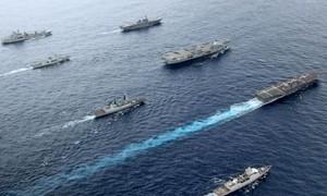 Căng thẳng gia tăng khi Mỹ và đồng minh can dự sâu vào Ấn Độ - Thái Bình Dương
