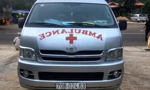 """Xe cấp cứu chở người đến """"thả"""" tại Gia Lai, xét nghiệm tái dương tính"""