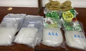 Cục Hải quan TPHCM phát hiện 4,6kg ma túy giấu trong thực phẩm