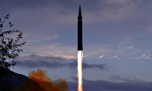 Triều Tiên tuyên bố đã phóng thử tên lửa siêu thanh mới