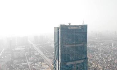 """Không khí tại Hà Nội ô nhiễm nặng là do bị """"tù hãm"""""""