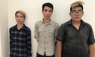 Bắt băng chém người phụ nữ cướp xe SH ở Sài Gòn