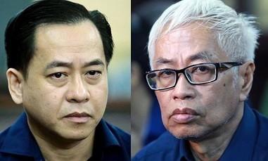 """Vũ """"nhôm"""", Trần Phương Bình hầu tòa phúc thẩm vụ án Đông Á Bank"""