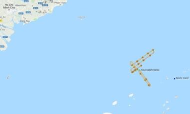 Mỹ chính thức lên án hành động phi pháp của Trung Quốc trên Biển Đông