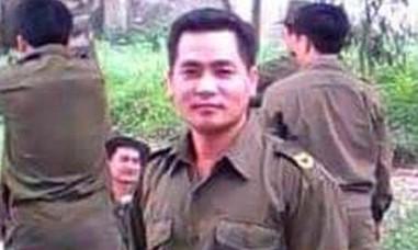 Công nhận liệt sĩ Trưởng Công an xã hy sinh khi giúp dân chống bão