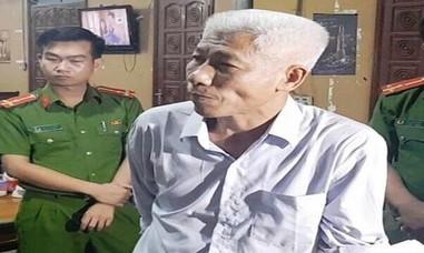 Bắt gã giang hồ cộm cán 62 tuổi ở Thanh Hóa