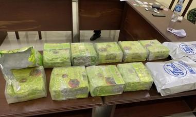 Bắt thêm 6 đối tượng vụ vận chuyển 20,8 kg ma túy cùng 3 khẩu súng